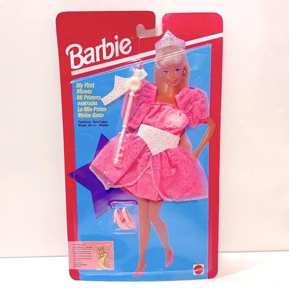 Vintage Mattel 1994 Barbie Fairy Princess Outfit